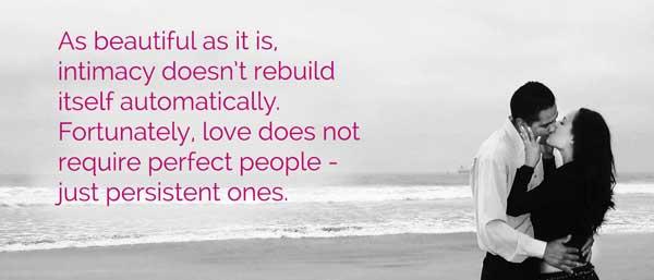 Renewing intimacy