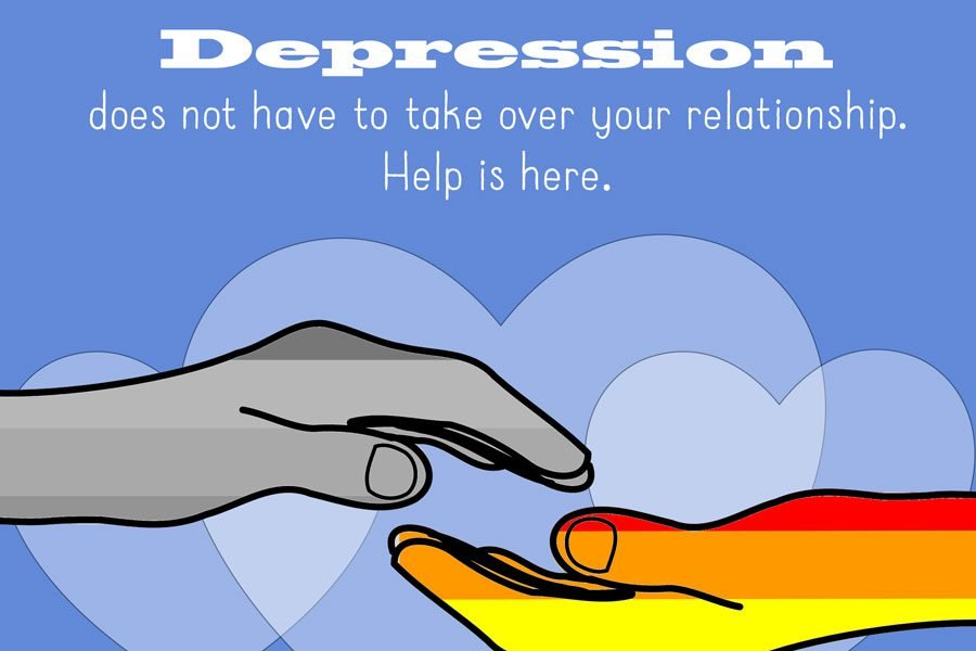 Depression support for couples