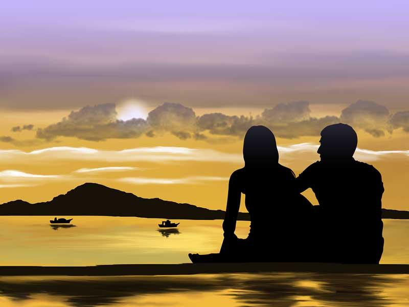 Calming anger as a couple