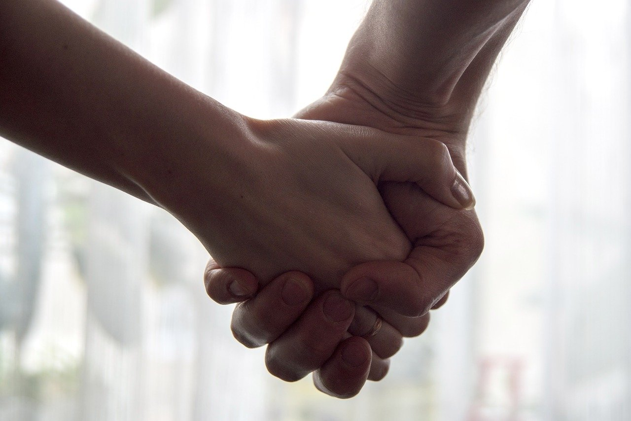 How Touch Works In a Loving Relationship