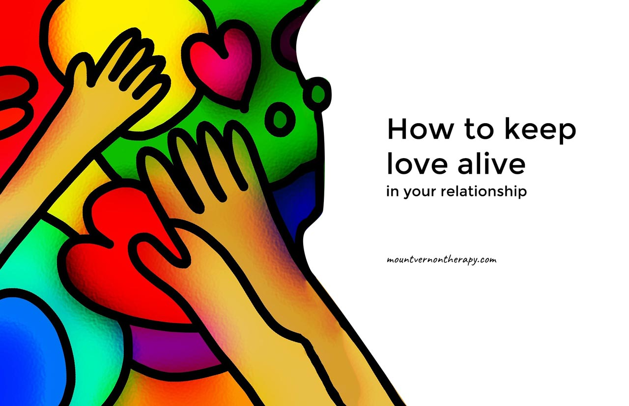 How to Keep Love Growing in a Relationship