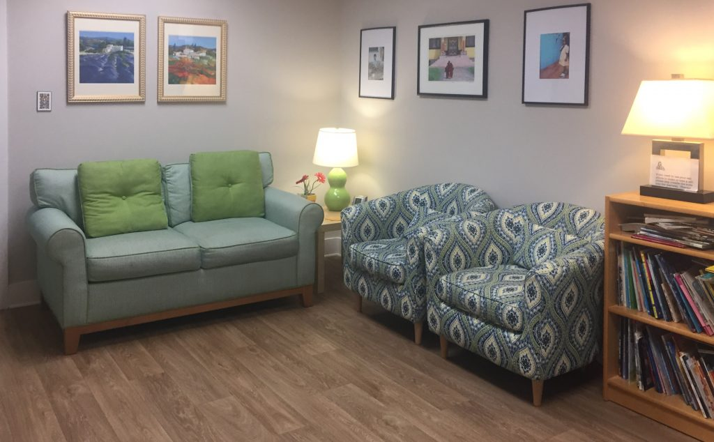 Mount Vernon Family Therapy office