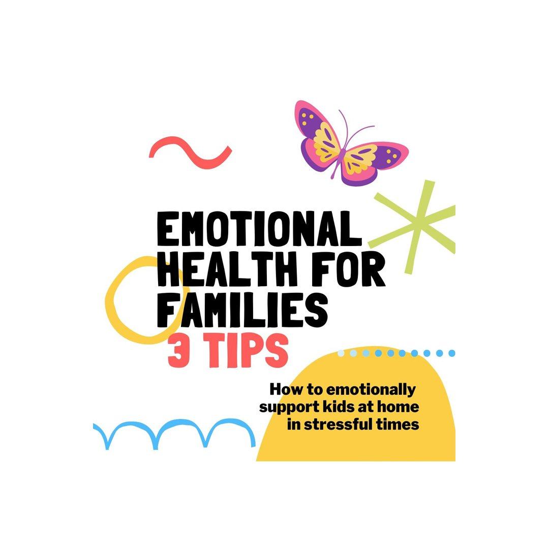 Read more about the article 3 Ways Families Boost Emotional Health In Uncertain Times